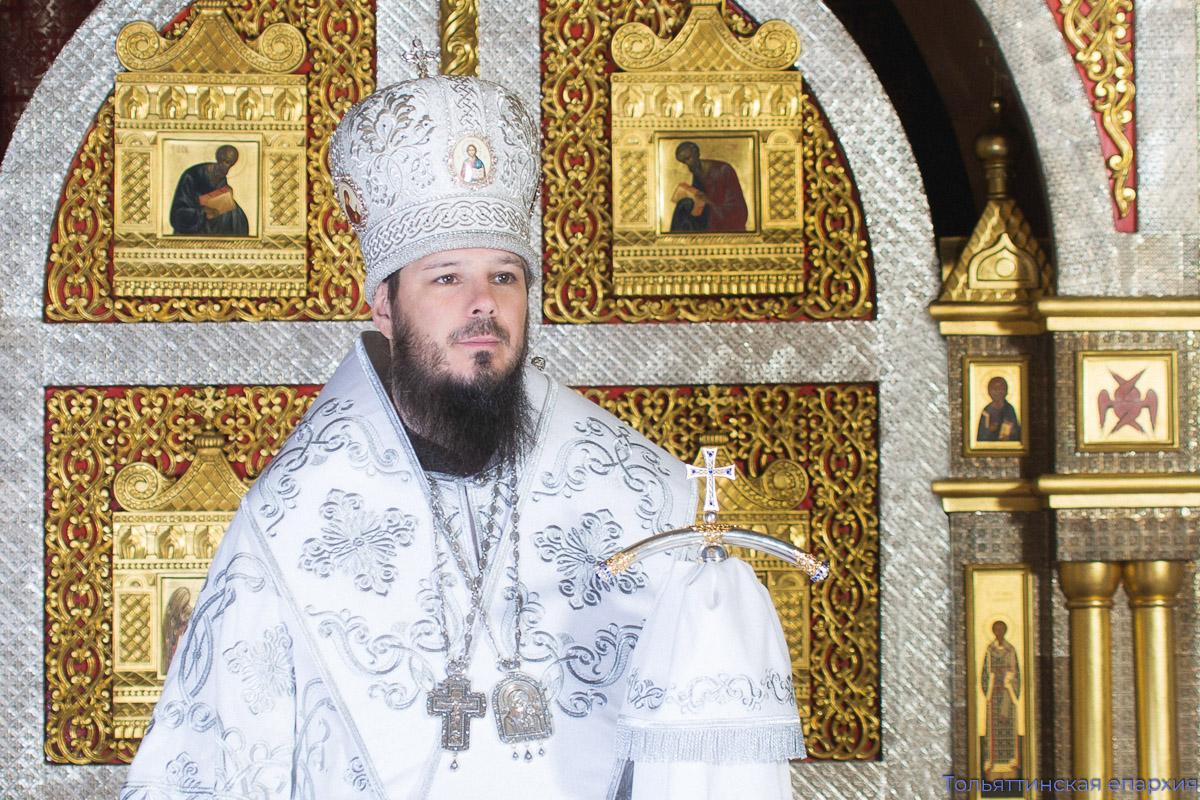 Рождественское послание епископа Тольяттинского и Жигулёвского Нестора